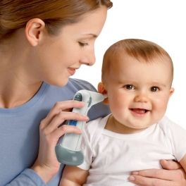topcom th4655 infrared ear thermometer